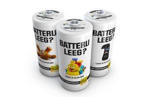 Feit of fabel: alle soorten batterijen kun je op één plek inleveren