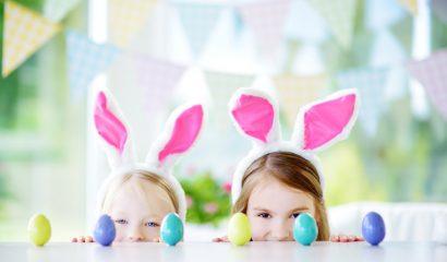 Bijna Pasen: zoek eieren én lege batterijen!