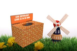 Prijswinnaars 'Win een Koninklijke Batterij Bewaarbox'
