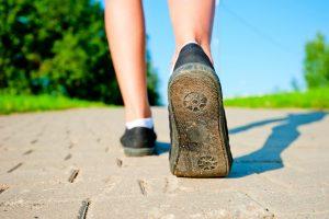 Zo wek je stroom op tijdens het wandelen