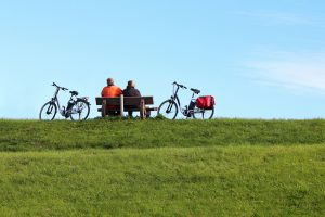Hoeveel kilometers maak je met een fietsaccu?