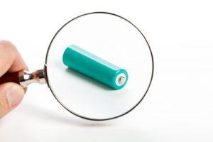 Op jacht naar lege batterijen in je eigen huis
