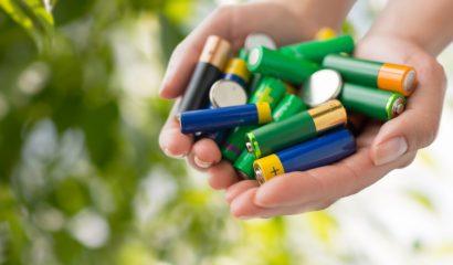 Lege batterijen inleveren? Goed idee!