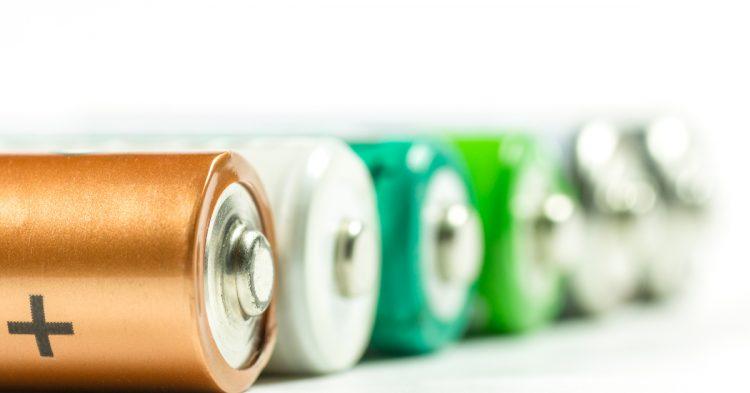 batterijen mixen