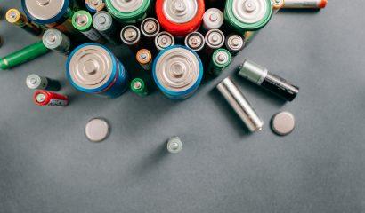 Soorten batterijen