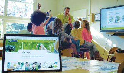 Bekijk onze educatiematerialen op NOT 2019