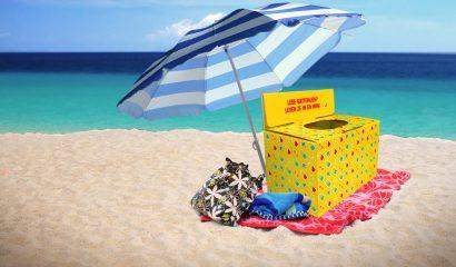 Prijswinnaars 'Laat je lege batterijen niet in het zonnetje liggen'