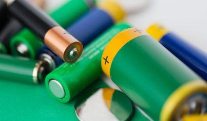 Kortsluiting in batterijen