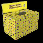 Gratis limited edition Batterij Bewaarbox winnen